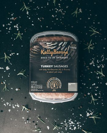 KellyBronze Turkey Sausages
